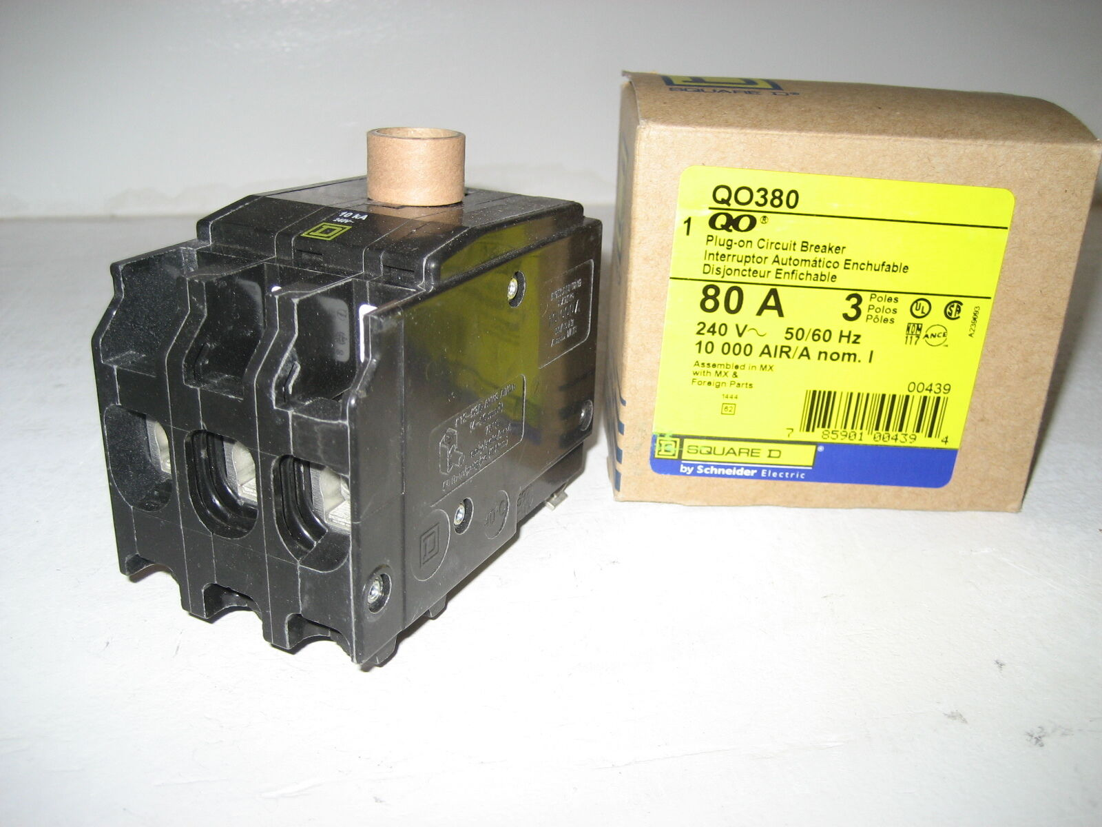 HJL36080 BRAND NEW SCHNEIDER ELECTRIC HJL36080