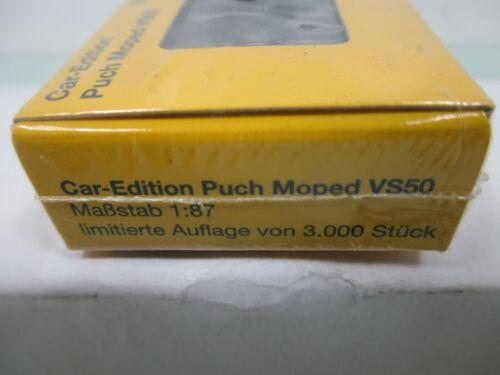 Austrian car-Edition 1:87 219307 Puch Vélomoteur vs50 en neuf dans sa boîte wm4765