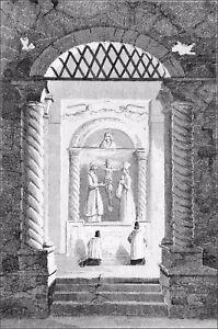 Pologne- Salines De Wieliczka (kopalnia Soli): Chapelle De Sel -gravure Du 19e S