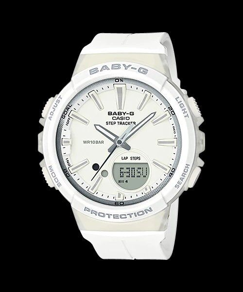 88b6ba4af787 Casio Watch Baby-g for Running Step Tracker Bgs-100-7a1jf Ladies Japan for sale  online   eBay