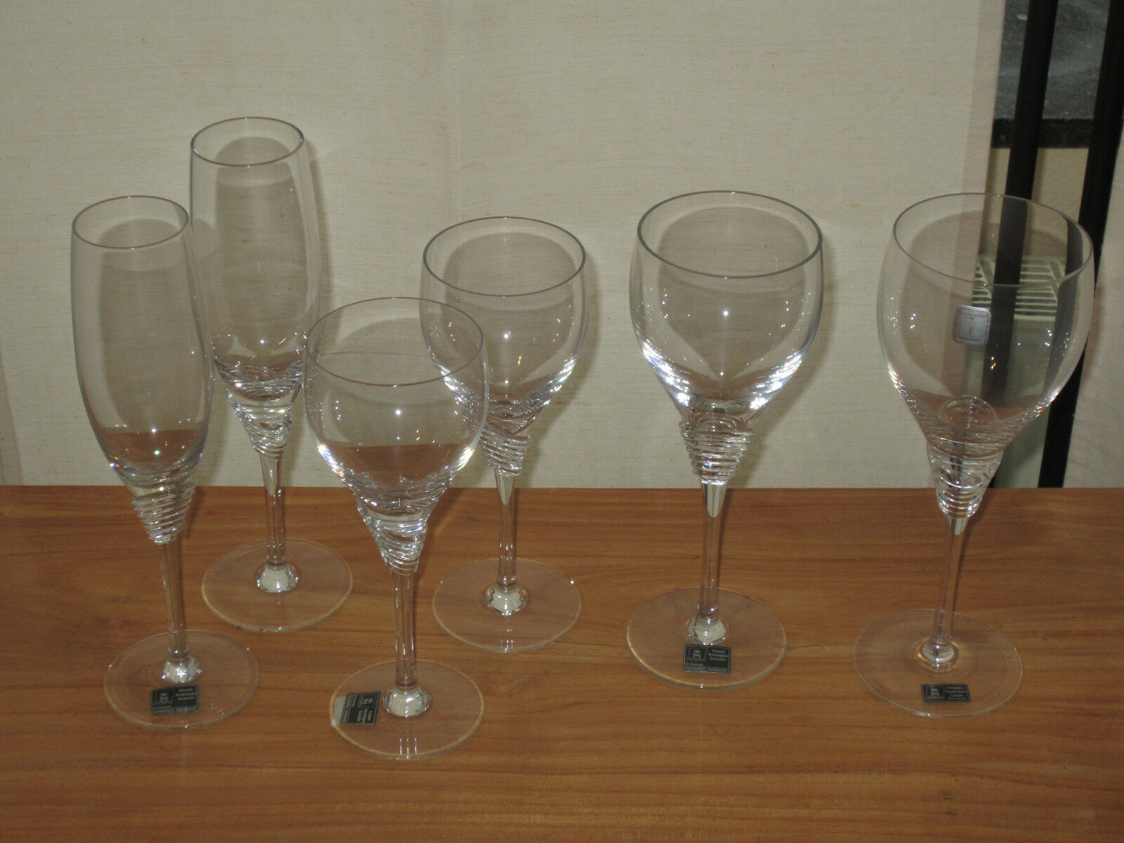 SPIEGELAU NEW SATURN Set 6 verres Glasses