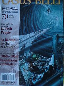 Casus-Belli-70-couverture-de-Sesquet-Jeux-de-roles-Wargames-Figurines