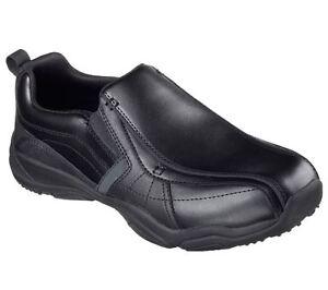 5 Size per In Black Berto Skechers Uk13 Uk5 Scarpe Larson ginnastica uomo To da zwnUqCP