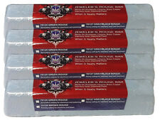 QTY 4 Blue Rouge Polishing Compound Buffing Large 8 Pound Bricks USA Made