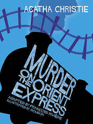Murder on the Orient Express (Agatha Christie Comic Strip), Acceptable, , Book