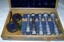 New Listingspi 065 16 Carbide Hole Inside Internal Micrometer 5 Piece Set