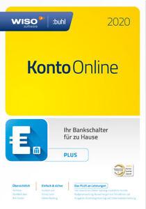 Download-Version-WISO-Konto-Online-2020-Plus-unbeschraenktes-Homebanking
