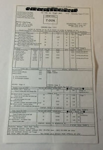 DAWSON-039-S-CREEK-set-used-CALL-SHEET-Season-6-Episode-1