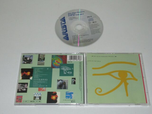 THE ALAN PARSONS PROJECT/EYE IN THE SKY(ARISTA 258 718) CD ALBUM