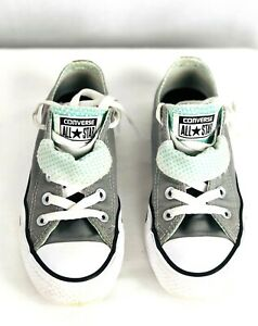 Converse All Star Gray Double Tongue
