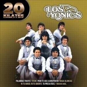 Los-Yonic-039-s-20-Exitos-De-Oro-New-CD