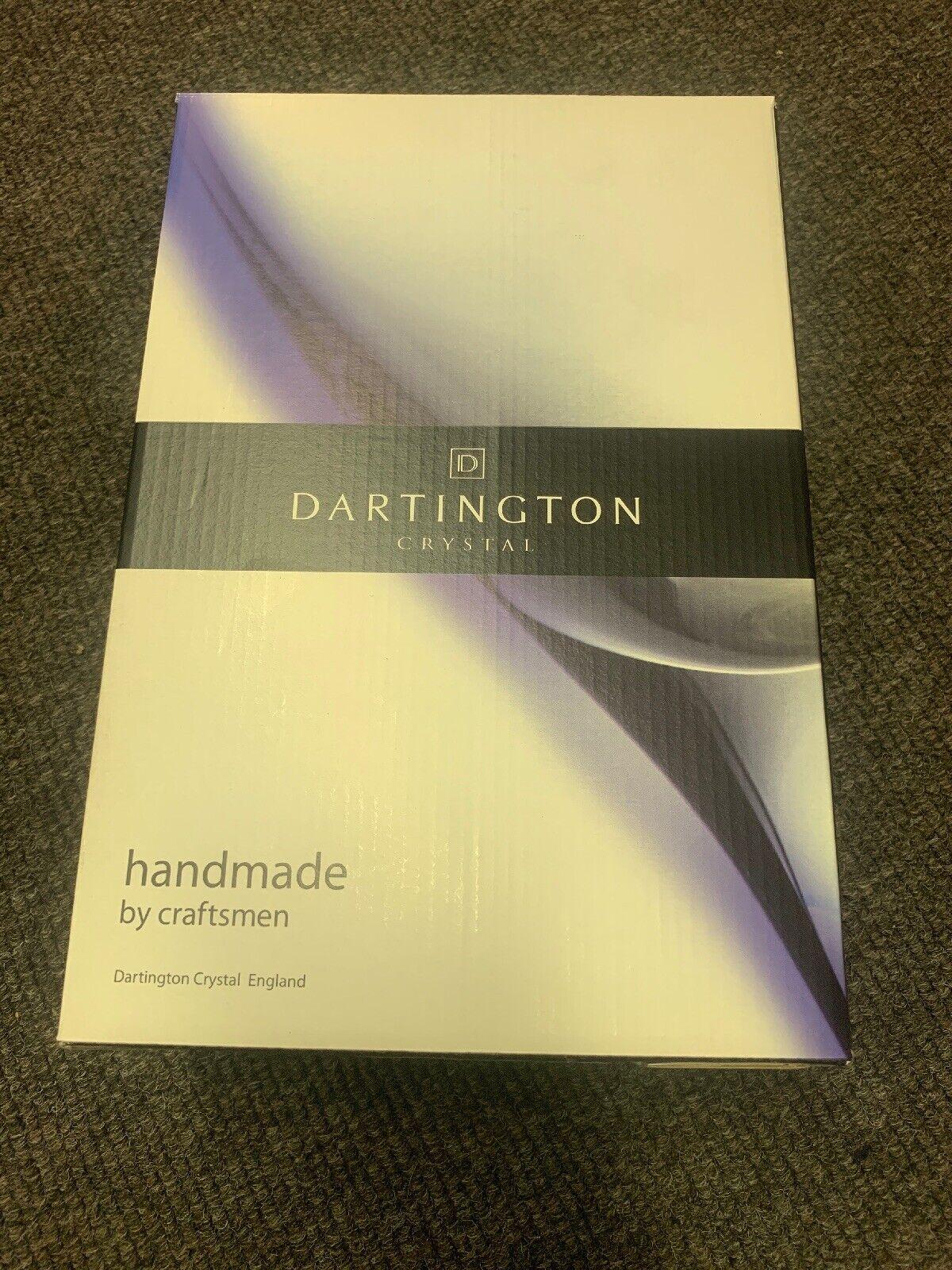Dartington Crystal Winemaster Vin Blanc Verre (Paire).
