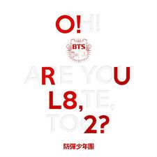 BTS - [O!RUL8,2?] 1st Mini Album CD+Poster/On+PhotoBook+Card+Gift K-POP Sealed