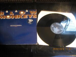 VINYL LP BLOW MONKEYS SOME KIND OF WONDERFUL - Peterborough, Cambridgeshire, United Kingdom - VINYL LP BLOW MONKEYS SOME KIND OF WONDERFUL - Peterborough, Cambridgeshire, United Kingdom