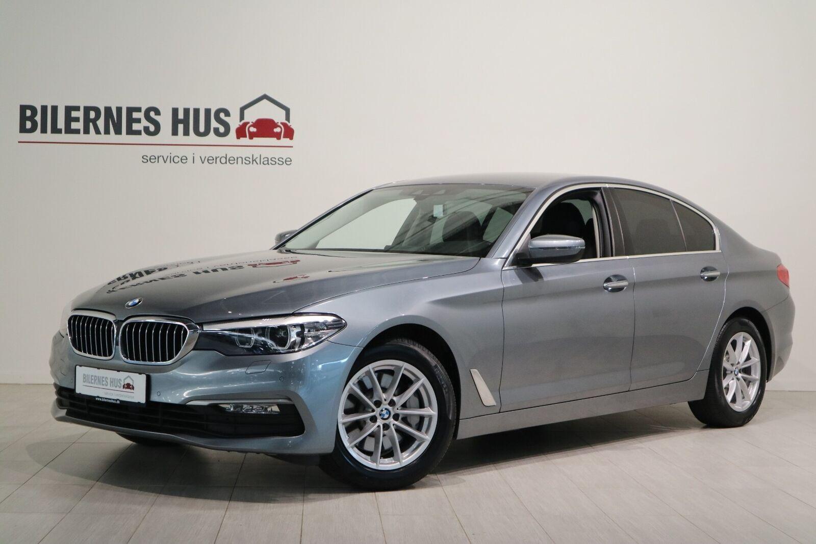BMW 530i Billede 2