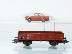 Roco-47926-h0-baja-carro-de-a-bordo-52-XLM-de-la-DB-enormemente-VW-turismos-como-nuevo-embalaje