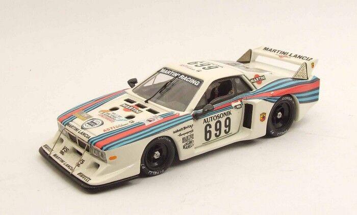 Best model 9466-lancia beta no. 699 tour of italy - 1980 martini 1 43