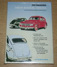 Praxishandbuch + Reparaturanleitung Volvo PV 444 Buckel