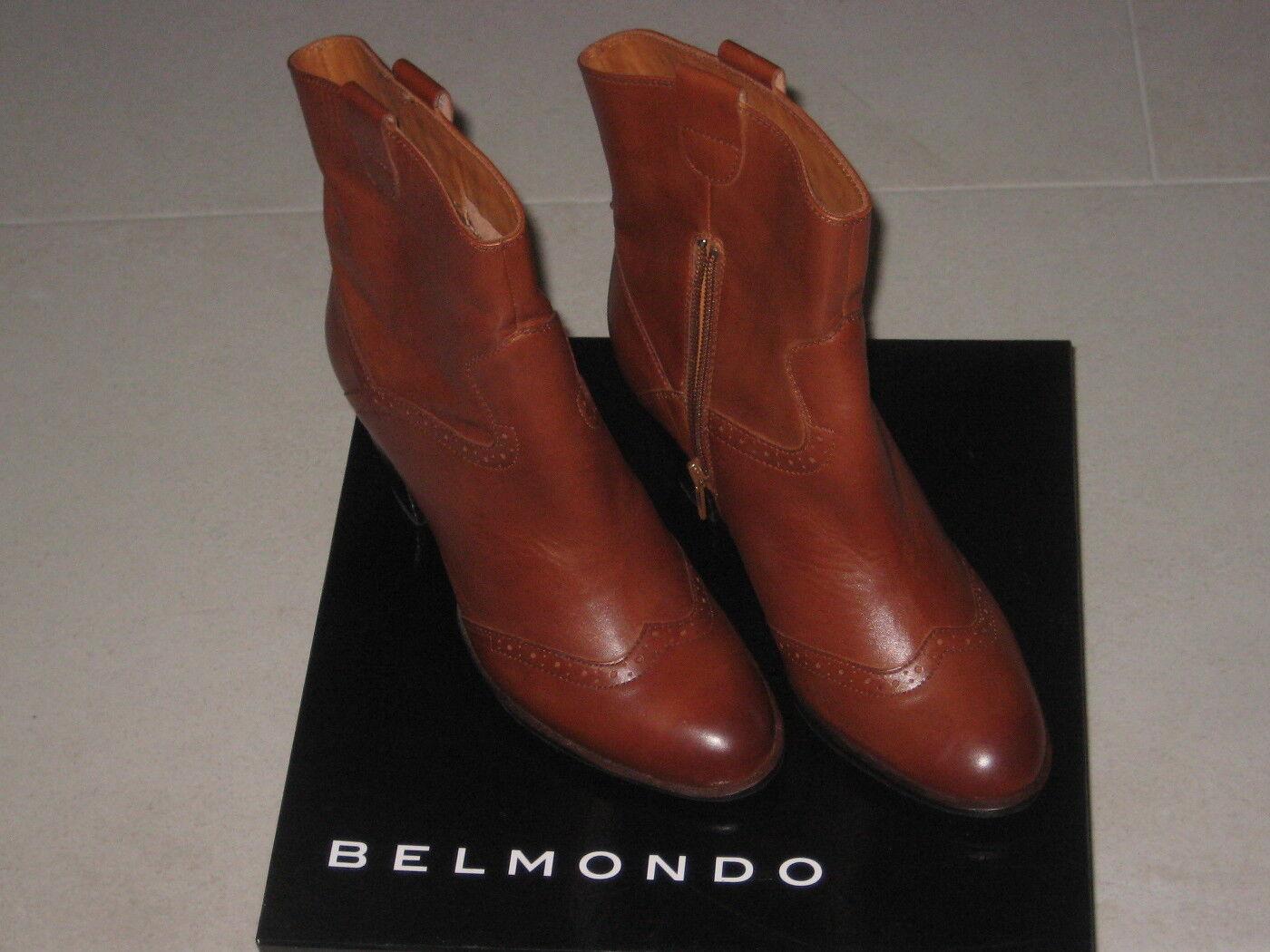 Original Belmondo TDM 826193 Größe Stiefelette Größe 826193 39 NEU 2a80ef
