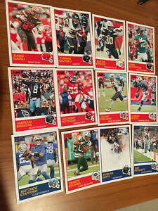 2019 Score Football NFL Base Singles (Complete your set pick your card) 1-200 BH