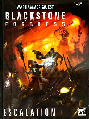 ENG *Multi-listing* Warhammer Quest 40k Blackstone Fortress assorted contents