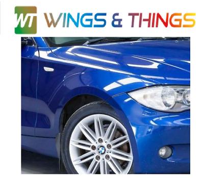BMW 1 SERIES 2004-2011 WING LE MANS BLAU BLUE  LEFT N//S  DRIVER SIDE