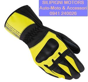 SPIDI-VOYAGER-H2OUT-B51-GIALLO-FLUO-486-Guanto-Moto-Touring-Impermeabile