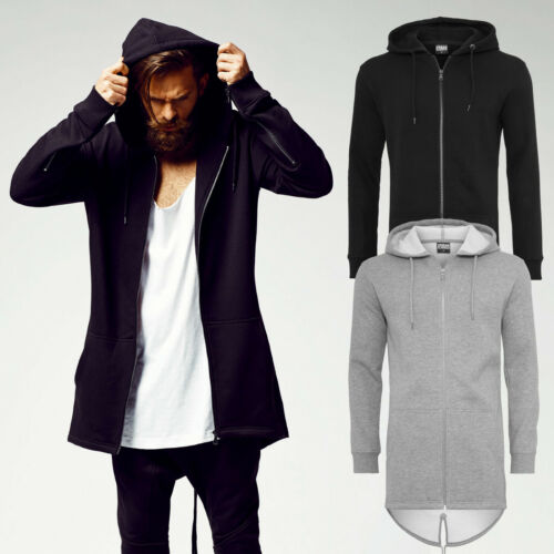 Hoody Urban Jacke Long Wear Sweat Parka Tb1015 Club Kapuzenpullover Classics 7UrWFUxcnA