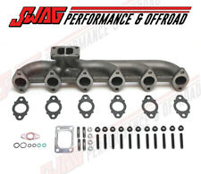DPS T-4 3 Piece 24 Valve Exhaust Manifold for 1998.5-2018