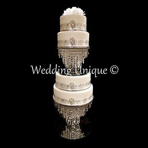 crystal cake stands for wedding cakes uk cake stand wedding cake stand glass chandelier 13106
