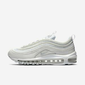 innovative design 4f9ab cf1cc Image is loading NIKE-WMNS-AIR-MAX-97-921733-100-TRIPLE-