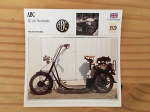 ABC-125-Skootamota-1920-Card-motorrad-Collection-Atlas