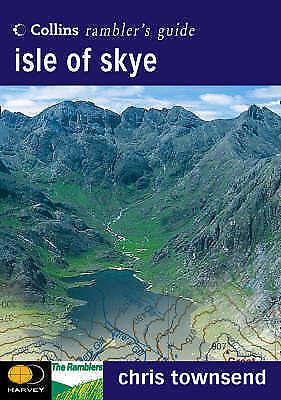 """VERY GOOD"" Isle of Skye, Townsend, Chris, Book"