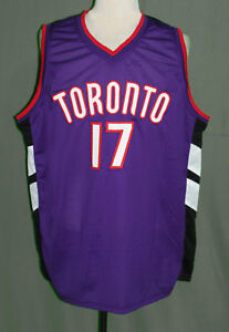 a320c1e4bbe MASTER P - PERCY MILLER TORONTO BASKETBALL JERSEY SEWN NEW ANY SIZE ...