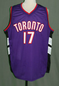 027091958 MASTER P - PERCY MILLER TORONTO BASKETBALL JERSEY SEWN NEW ANY SIZE ...