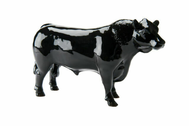 New boxed John Beswick Limousin Bull figure JBF73
