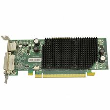 Dell ATI Radeon HD 2400 PRO 256MB PCI-e DVI Low Profile Video Card YP477 XX347