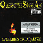 Lullabies to Paralyze [Germany Bonus Track] [PA] by Queens of the Stone Age (CD, Mar-2005, Universal International)