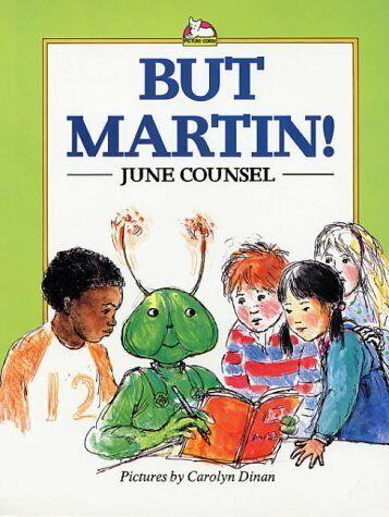 (EX-LIBRARY) 0552523127 But Martin! (Picture Corgi) June Counsel