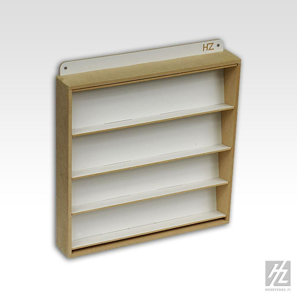 Wall Wall Wall Shelf for Colours Diameter 1 13 32in (Paint Hanger) HobbyZone Wall Element 0cb0bd