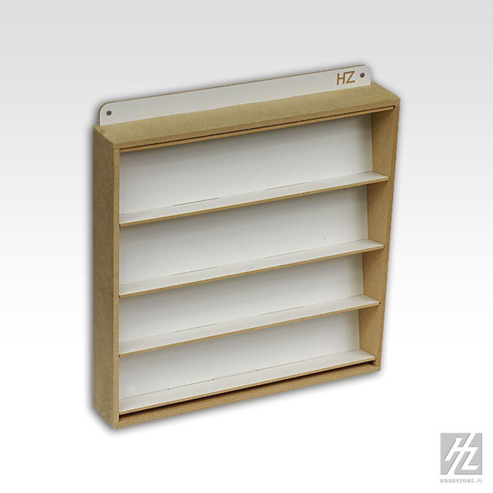 Wall Shelf for Colours Diameter 36mm (Paint Hanger) HobbyZone Wall Element