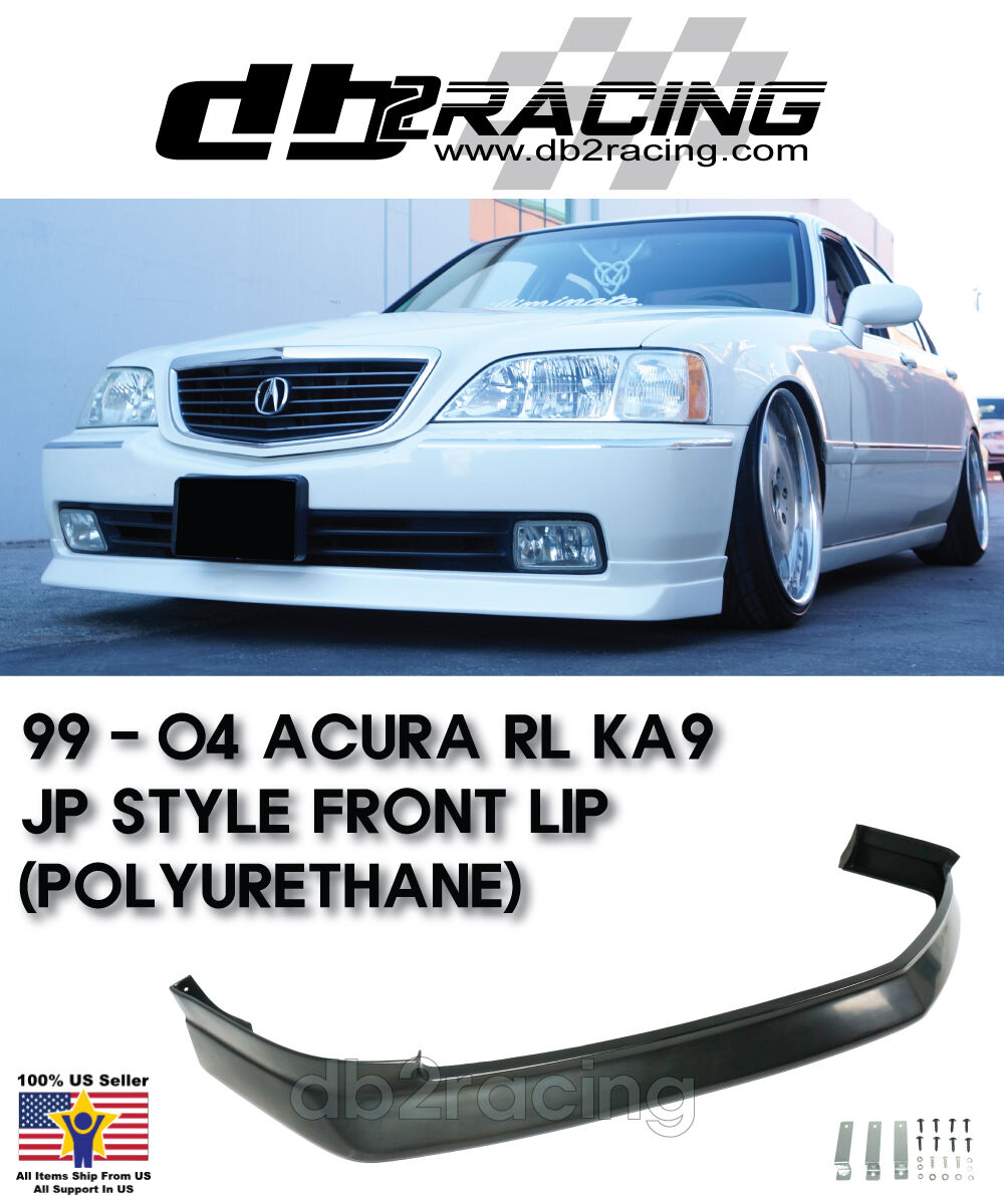 Details About JP Style KA9 Front Lip Urethane Fits 99 04 Acura RL