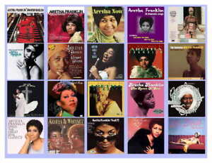ARETHA-FRANKLIN-ALBUM-COVERS-20-PHOTO-FRIDGE-MAGNETS