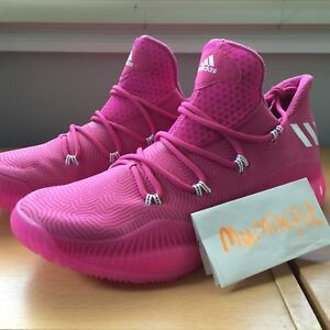 fff79ad5f ADIDAS CRAZY EXPLOSIVE LOW promo NBA BCA sample pink pe boost BY3151 ...