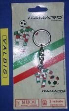 """PORTACHIAVI MASQUOTTE ITALIA '90 """"CIAO"""" ANCORA SIGILLATO - ENTRA !!!!!!"""