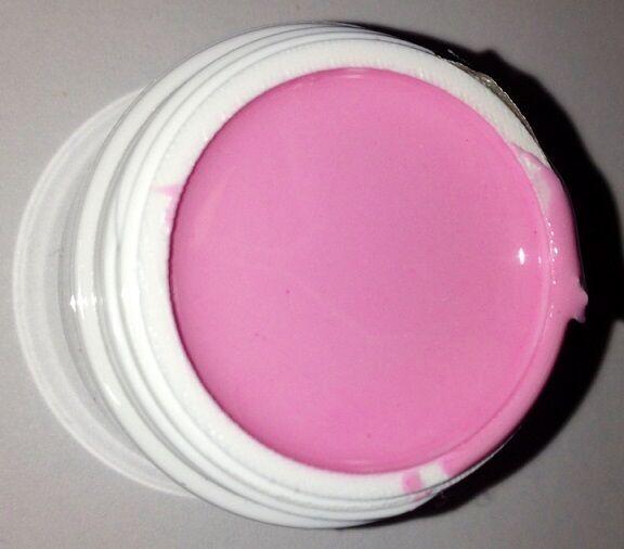 F31 Glitter Gel 5ml Babyrosa  Gel Glitter Glittergel Farbgel UV-Gel F31