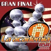 Lo Mejor De La Academia Usa Gran Final 10 Track Cd
