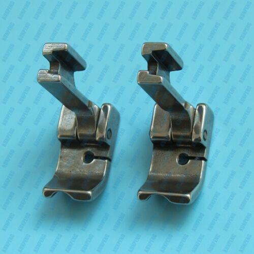 "High Shank Hinged Left Piping//Welting Foot  # 36069HL1//4/"" 2PCS"