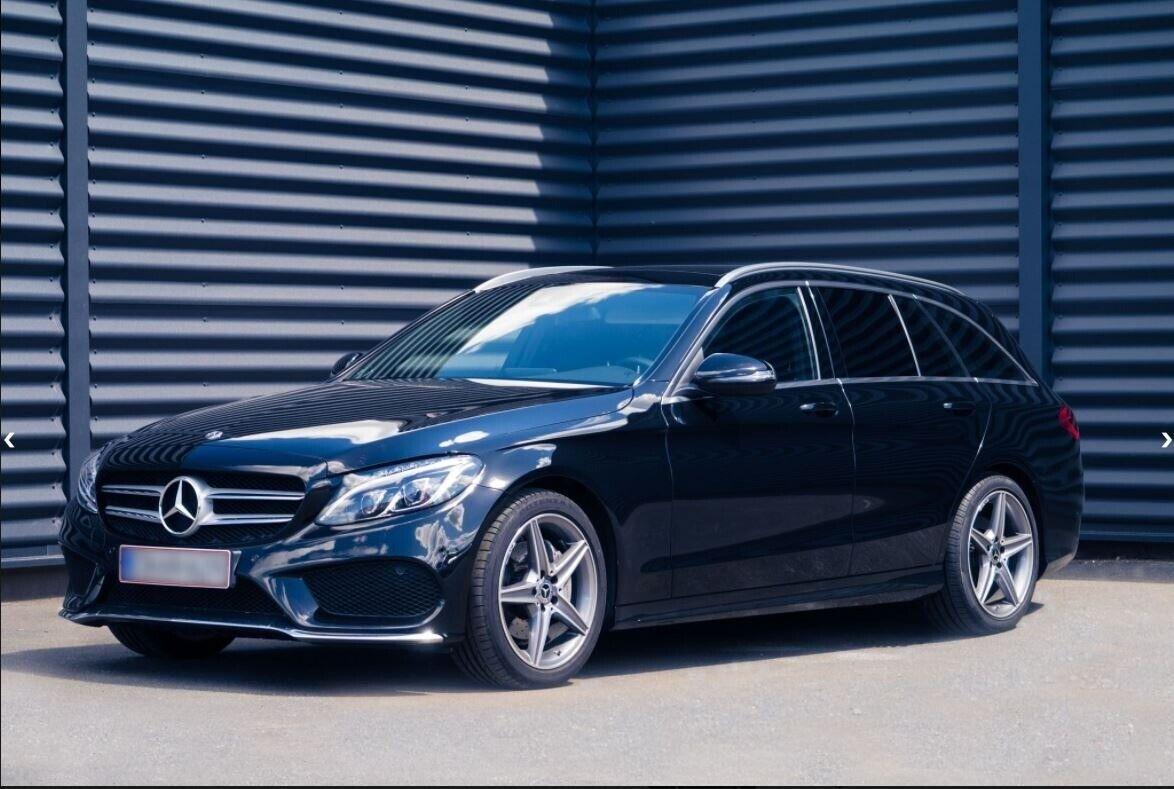Mercedes C220 d 2,2 AMG Line stc. aut. 5d - 3.195 kr.