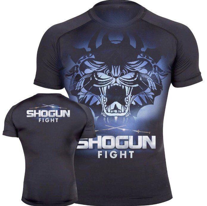 Shogun Samurai  Jiu Jitsu Rashguard - BJJ, Jiu Jitsu MMA Grappling Rashguard  credit guarantee